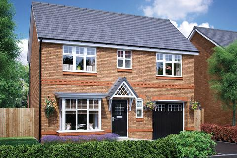 3 bedroom detached house for sale - Plot 247 The New Ashbourne, The New Ashbourne at The Colleys, Barrowby Road, Grantham NG31