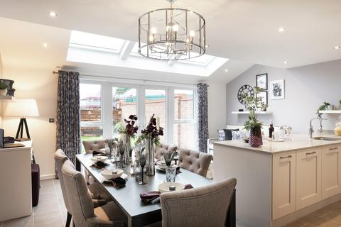 4 bedroom detached house for sale - Plot The Oakham 251, The Oakham at The Colleys, Barrowby Road, Grantham NG31