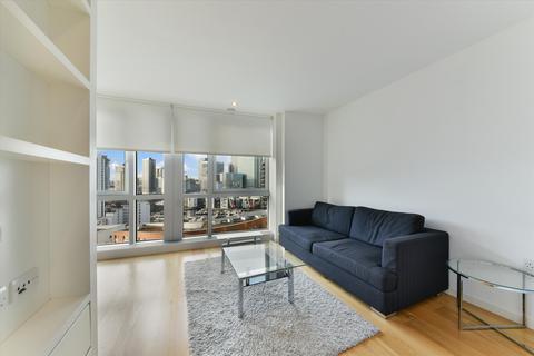 Studio to rent - Ontario Tower, 4 Fairmont Avenue, Canary Wharf, London, E14