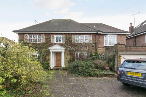 4 bedroom detached house for sale - Waggon Road, Hadley Wood, EN4