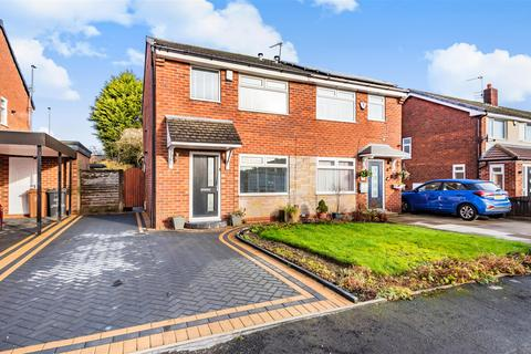 2 bedroom semi-detached house for sale - Lymefield Drive, Worsley, Manchester, M28 1WA