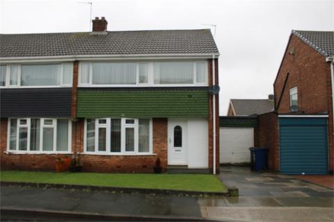 3 bedroom semi-detached house for sale - Chapel House Drive, Newcastle upon Tyne, Tyne and Wear