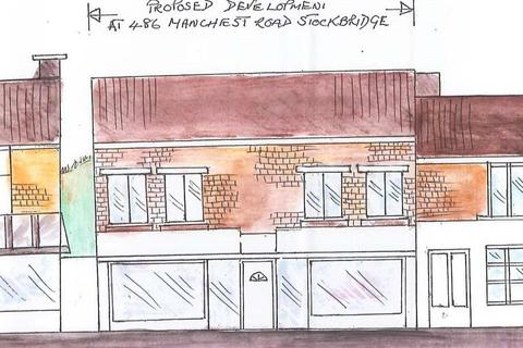 Land for sale - Manchester Road, Stocksbridge S36