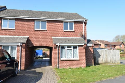 2 bedroom end of terrace house for sale - Carisbrooke Court, New Milton
