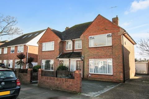 3 bedroom semi-detached house for sale - Wiston Avenue, Worthing, BN14 7PS
