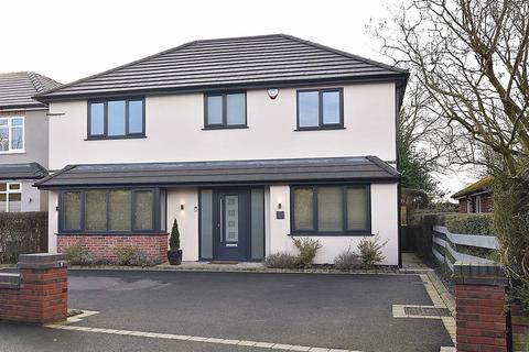 4 bedroom detached house to rent - Mellor Crescent, Knutsford