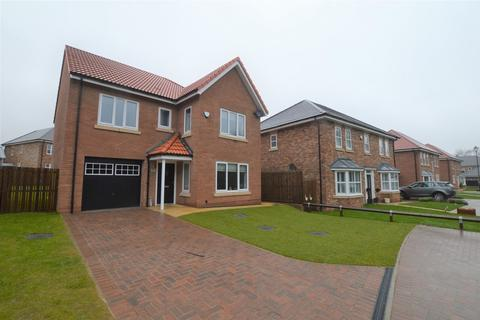 4 bedroom detached house for sale - Nightingale Close, Prudhoe