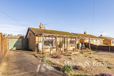 2 bedroom detached bungalow for sale - Tipton Close, Dereham