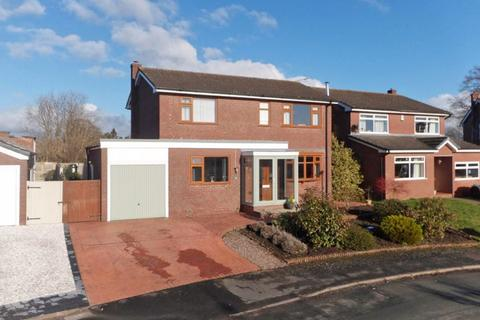 4 bedroom detached house for sale - Broadways, Audlem, Cheshire