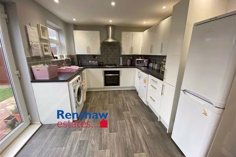 3 bedroom terraced house for sale - Hallam Way, West Hallam, Derbyshire
