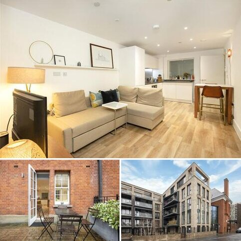 1 bedroom flat for sale - Butler Court, Hyde Lane, London, SW11