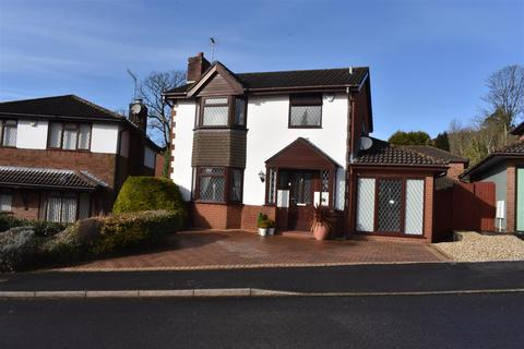 3 bedroom detached house for sale - Newnham Crescent, Sketty, Swansea