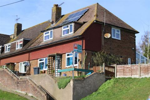 3 bedroom end of terrace house for sale - Court Broomes, East Sutton, Maidstone