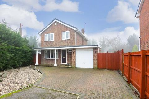 3 bedroom detached house for sale - The Paddock, Wilberfoss