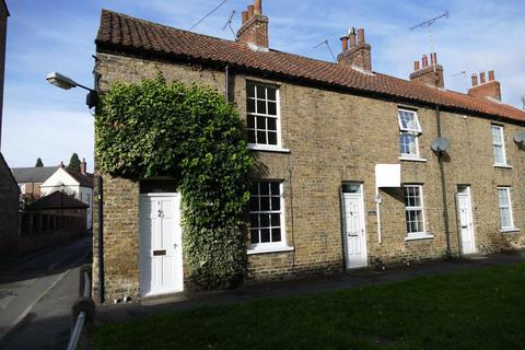 2 bedroom cottage to rent - The Green, Market Weighton