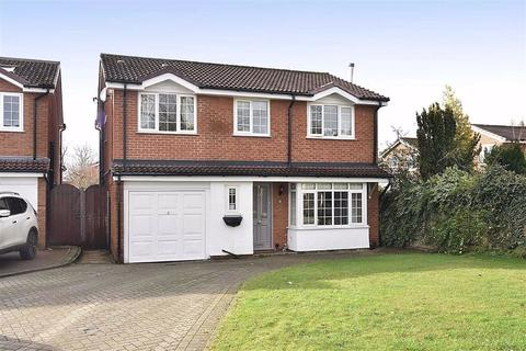 4 bedroom detached house for sale - Gleneagles Close, Wilmslow