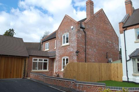4 bedroom detached house to rent - 4 Admiral Rodney Gardens, Dean Street, Brewood, Stafford, South Staffordshire, ST19