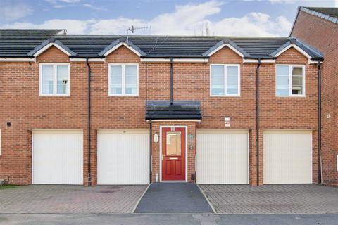 2 bedroom coach house for sale - Bakewell Drive, Top Valley, Nottinghamshire, NG5 9AF