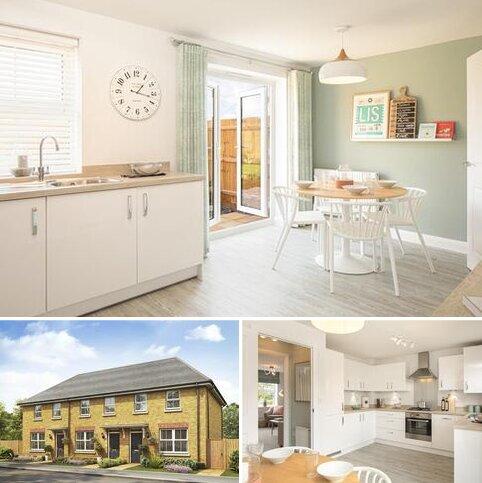 3 bedroom semi-detached house for sale - Plot 2, Archford at Duston Gardens, Telstar Way, Duston, NORTHAMPTON NN5