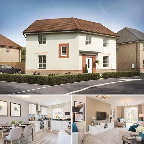 3 bedroom detached house for sale - Plot 121, Lutterworth at Meadowburne Place, St Martins Road, Eastbourne, EASTBOURNE BN22
