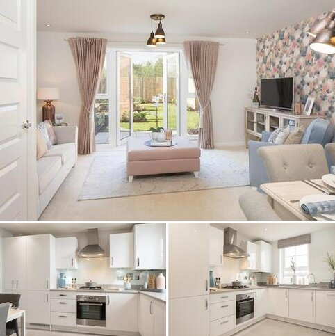 3 bedroom semi-detached house for sale - Plot 183, Barwick at Kings Chase, Jermyns Lane, Romsey, ROMSEY SO51