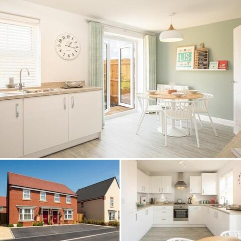 3 bedroom semi-detached house for sale - Plot 298, Archford at The Nurseries, Market Road, Thrapston, KETTERING NN14