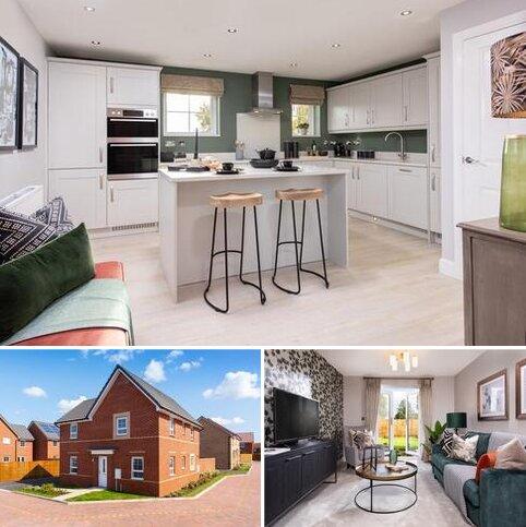 4 bedroom detached house for sale - Plot 46, Alderney at Queens Court, Voase Way (Access via Woodmansey Mile), Beverley, BEVERLEY HU17
