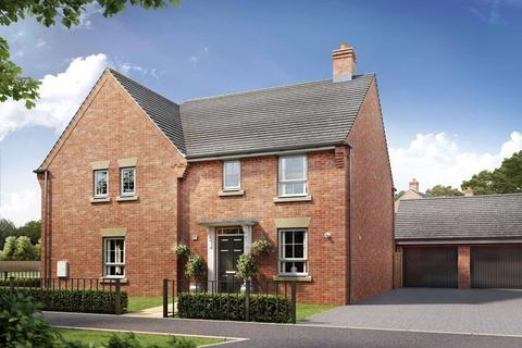 3 bedroom semi-detached house for sale - Plot 72, Barwick at Orchard Green @ Kingsbrook, Aylesbury Road, Bierton HP22