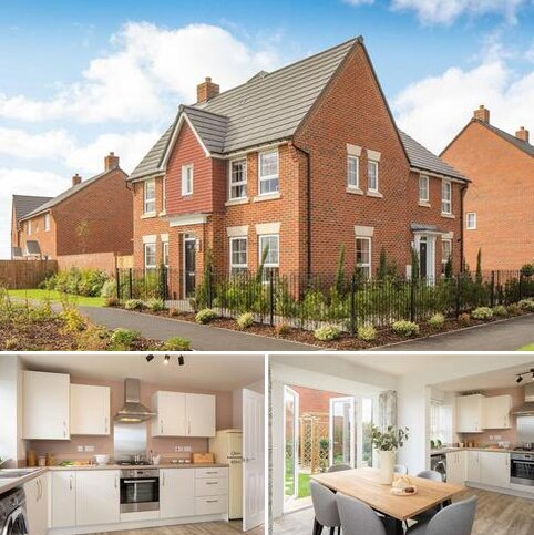 3 bedroom semi-detached house for sale - Plot 62, Morpeth at Orchard Green @ Kingsbrook, Aylesbury Road, Bierton HP22
