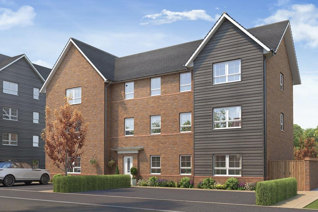 Beeston Amble and Maldon 2 bed apartments external CGI
