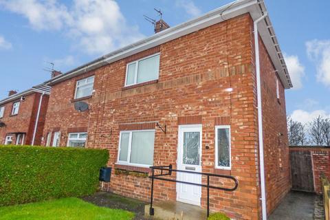 2 bedroom semi-detached house for sale - River Bank East, Northumberland, Northumberland, NE62 5XA