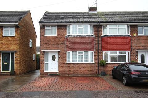 3 bedroom end of terrace house for sale - Lucas Avenue, Moulsham Lodge, Chelmsford