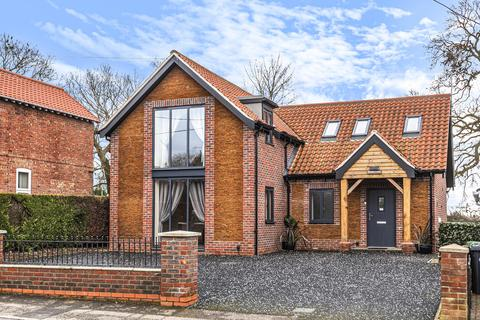 4 bedroom detached house for sale - Station Road, North Wootton