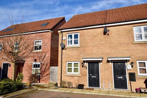 2 bedroom end of terrace house for sale - Robb Street, Pocklington