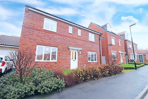 4 bedroom detached house for sale - Silverbirch Road, Hartlepool