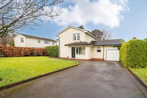 4 bedroom detached house for sale - Dippons Drive, Tettenhall Wood, Wolverhampton WV6