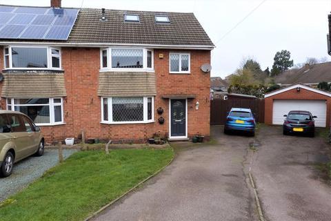 4 bedroom semi-detached house for sale - Ferndale Road, Thurmaston