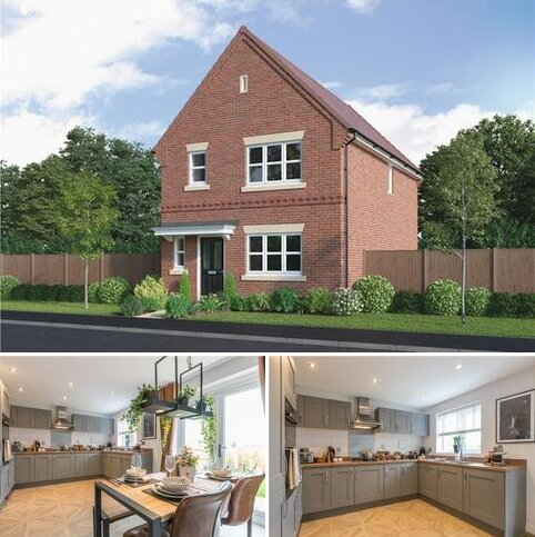 3 bedroom detached house for sale - Plot 26, Malvern at Highgrove Fields, Seagrave Road, Sileby LE12