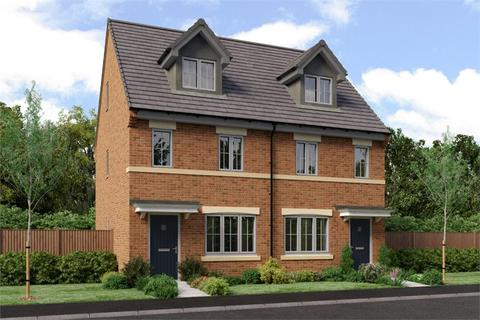 Miller Homes - Brookland Park - Plot 65, The Carlton at The Sycamores, Stockton-on-Tees, Off Bath Lane TS18