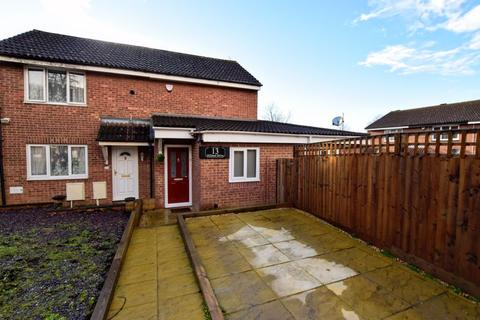 3 bedroom terraced house for sale - Hilliard Drive, Bradwell, Milton Keynes