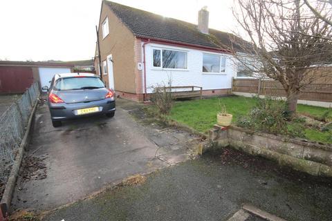 3 bedroom semi-detached bungalow for sale - 8 Pennant Court, Llandudno