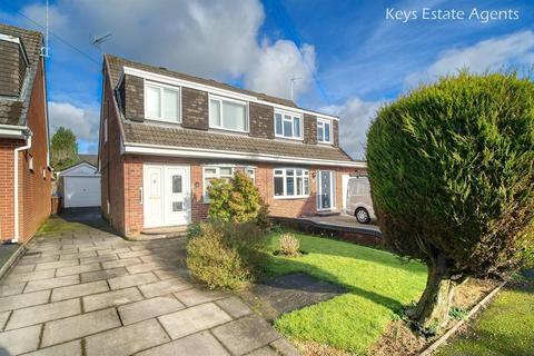 3 bedroom semi-detached house for sale - Elmwood Drive, Blythe Bridge,