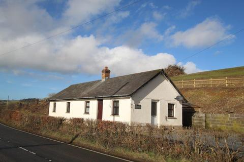 2 bedroom property with land for sale - Silian, Lampeter
