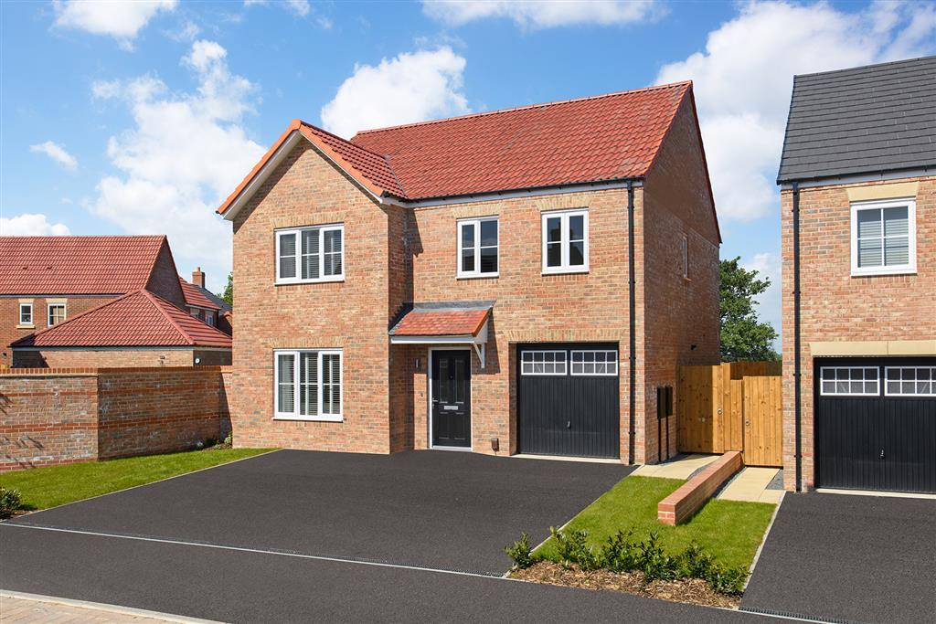 The 4 bedroom Eynsham perfect for families