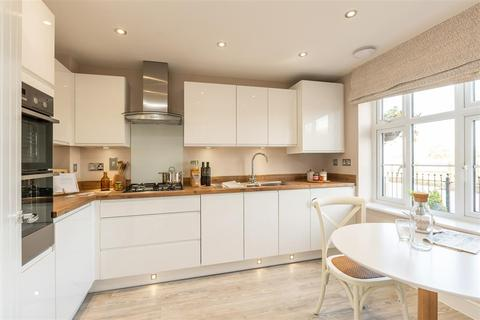 3 bedroom end of terrace house for sale - The Crofton G - Plot 18 at Kirby Meadows, Barry Close LE9