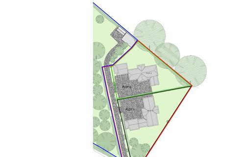 Land for sale - Plots 1 and 2, Upper Cufaude Farm, Tadley, RG26