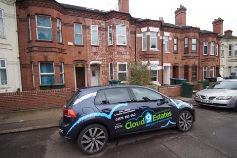 8 bedroom terraced house to rent - Wren Street, Hillfields, Coventry, CV2 4FT