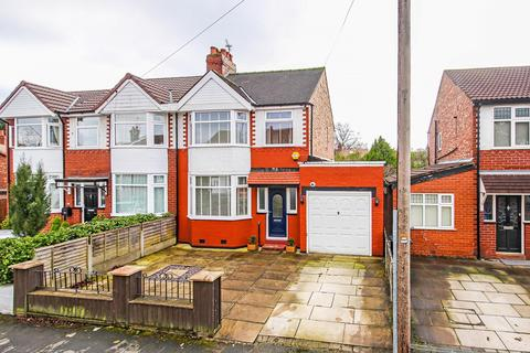 3 bedroom semi-detached house for sale - Beechfield Avenue, Urmston, Manchester, M41