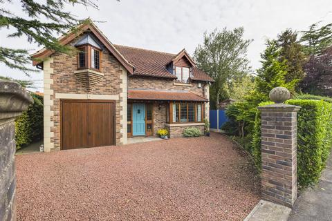 4 bedroom detached house for sale - Algarth Road, Pocklington, York, YO42 2HJ