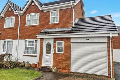 3 bedroom semi-detached house for sale - Victoria Mews, Blyth, Northumberland, NE24 2TR